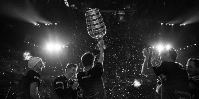 Fnatic Campeão – Organização vencedora