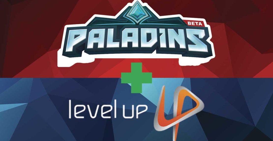 paladins level up