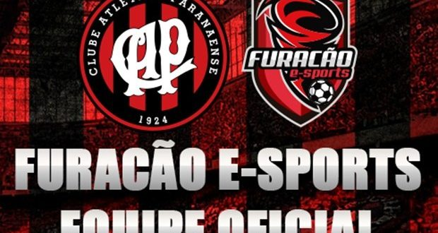 Atlético paranaense e Furacão