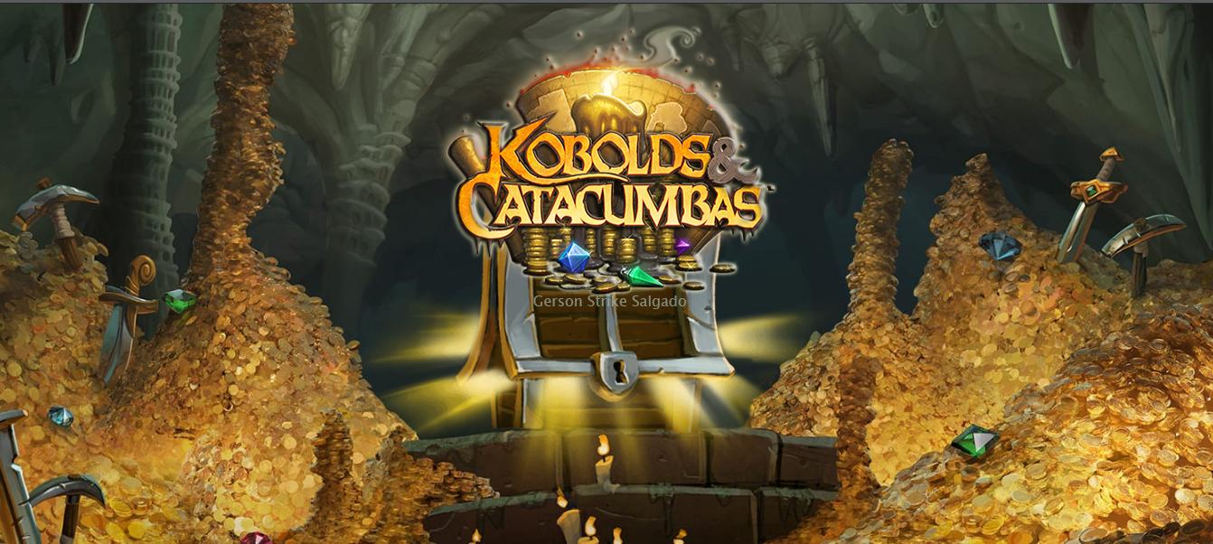 capa – Kobolds e Catacumbas