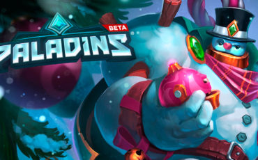 Paladins Virou Pay-to-Win